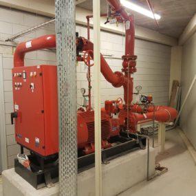 Gamma Ridderkerk Sprinklertank C-inspectie