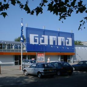 Gamma Houtstraat Rotterdam